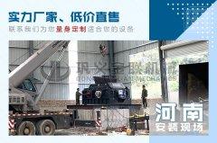 时产60吨的青石制砂机有哪些型号,市场价是多少?