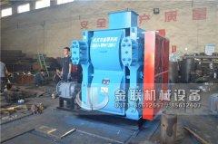 4PG0806中型四辊破碎机发货图片_发往广西南宁_破碎铁矿石