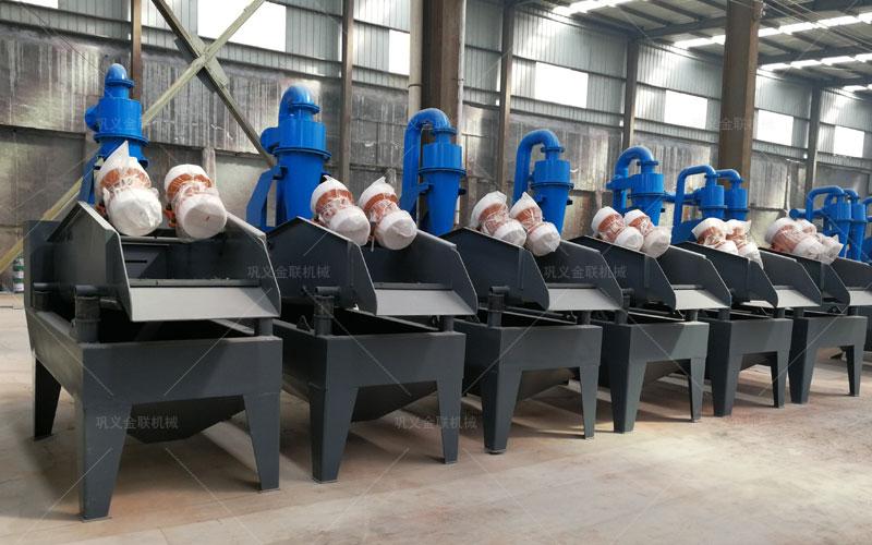 细沙回收机-细砂回收设备价格-细