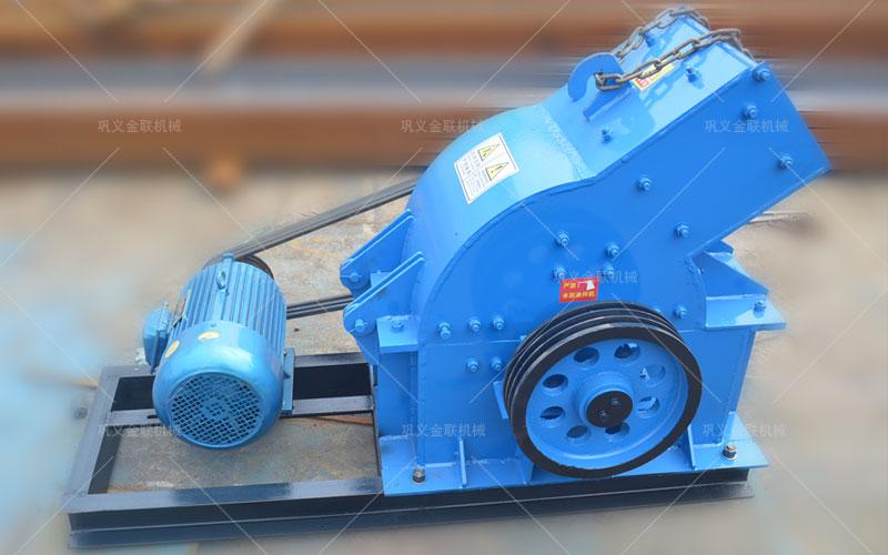锤式破碎机-小型锤破机价格-单级