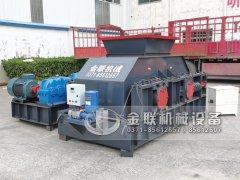 2PG1208大型液压直联对辊破碎制砂机发货图片